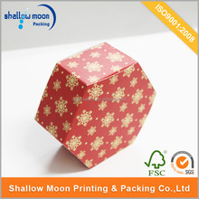 China wholesale customized sweet cardboard packaging box