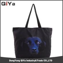 Wholesalers Multi Functional Animal Canvas Lady Handbag China