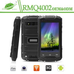 2015 New waterproof cell phone verizon 4.0inch MTK6582 quad core, calling rugged smartphone waterproof IP68