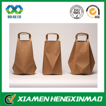 Food grade snack paper packaging bag ,fast food paper bag