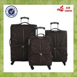 Brown Color Steel Trolley Universal Wheels Laptop Bag Alibaba China WholesaleTrolley Bag