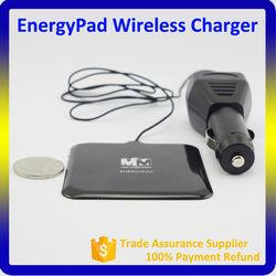 2015 Cheap wireless car kit charger qi standard power pad trade assurance supplier