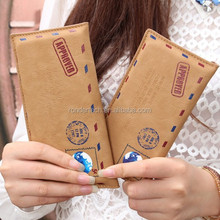 Fashion retro envelop leather bag for iphone 6 6plus sleeve leather case for iphone 6