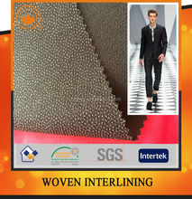 High quality woven interlining