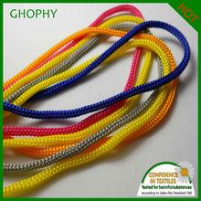 coloured nylon cord