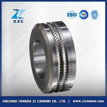 Supply top quality high corrosion & heat resistant tungsten carbide rollers in China supplier