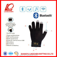 Mobile Phone Use and Mini,Portable,Wireless bluetooth earphone gloves
