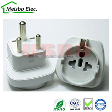 Hong Kong Switzerland and Italy German French converter electric dryer plug adapter