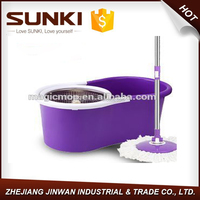 hand spin hurricane 360 spin deluxe easy spin 360 magic Easy mop with drain easy swivel spin mopJW-A06