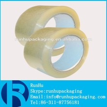 Custom printing packing tape (company logo,contact info)