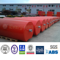 Mooring Cylindrical Buoy Offshore Buoy Ocean Buoy Security Protection