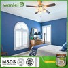 Inexpensive pastel color washability interior wall paint
