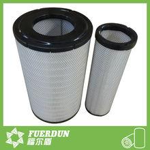 AF25595+AF25596 High Quality Truck Air Filter