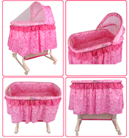 adjustable baby bassinet cot lovely baby swing bassinet with canopy