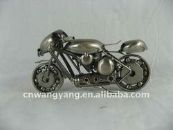 iron motorcycle series