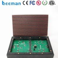Free shipping leeman LED module led running message display alibaba.com in russian