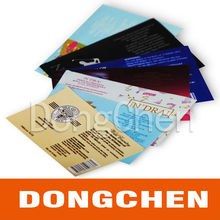 Printing high quality attractive offset printing plastic card/ club card/bussiness card