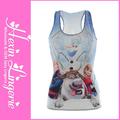 Hexin congelés. polyester série célèbre marque de vêtements pour enfants