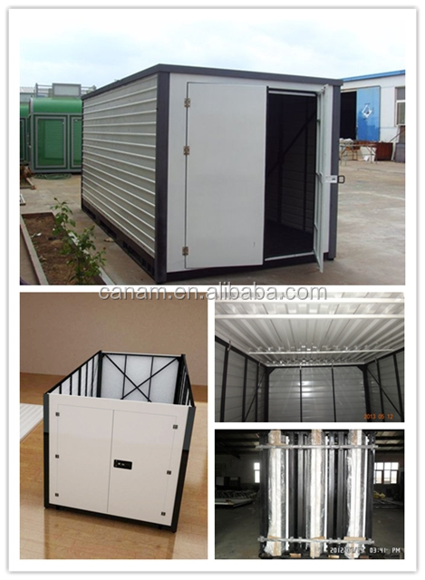Cheap Prefab Eps Sandwich Panel Container House Price