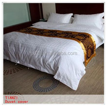 BSC001 Winter warm 100 polyester 4pcs dots printed room flannel bedding set