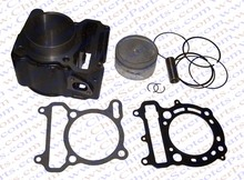 70mm Cylinder Kit Piston Rings 260cc VOG Linhai Kinroad Buyang Gsmoon ATV Buggy Go Kart Scooter Parts