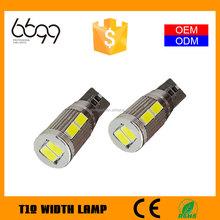 best quality indicator w5w led,w5w canbus led,auto w5w canbus