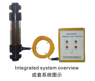 Copper Silver Ion Water Treatment System For Swimming Pool Disinfection Buy Water Treatment