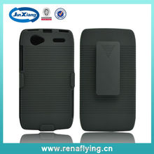 high quality factory price rubberized phone cover for Motorola xt881