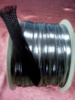 Black Expandable Flexible Cable Management Braided Nylon Mesh Sleeve