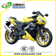 Baodiao 200cc Sport Racing Motorcycle For Sale China Motorcycles Wholesale BD150-20-V