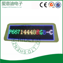 Video led car panels made in DongGuan