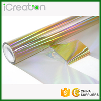 Super Good Quality Laser Holographic Hot Stamping Foil Roll for Paper/Paper Bag/Carton/Business Card/Cigarette Box/Greeting Card