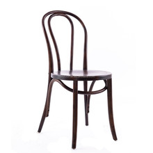 Bentwood Replica Thonet Chair - Indoor Chair For Cafe Restaurant Hotel Projects/designer solid bentwood thonet dining room chair