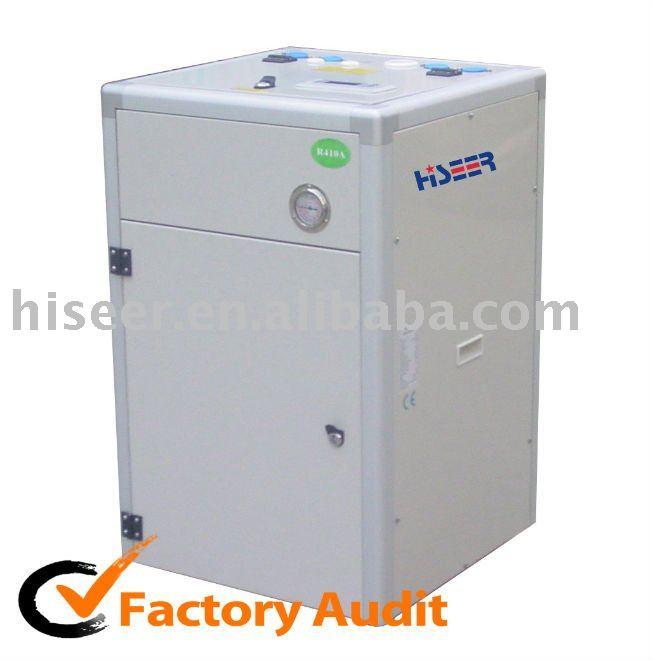 Hiseer Guangzhou Jeotermal ısı pompaları üreticisi, Yüksek COP Jeotermal ısı pompası