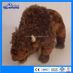 China manufacturer hot sell plush rhinoceros toy