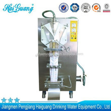 Automatic filling and sealing machine for 1 liter liquid