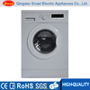 Domestic automatic front loading washing machine with LED display