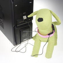 2015 LED dog and cat collar USB rechargeable