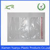 Recyclable pp/pe plastic large plastic bags with zipper.