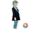 Baby Girls Clothes Dress Pants Set Children Cotton Fall Clothing Set Childrens Boutique Clothing Baby Clothes Wholesale Price