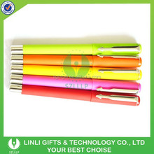 Wholesale Lovely Pure Monocolor Plastic Rollerball Pen,Plastic Gel Pen