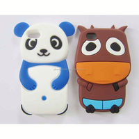 top grade silicon phone case for iphone 4 4s