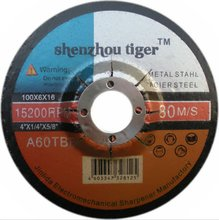 T27 XINBEN 180x6x22.2mm metal bond diamond grinding abraive disc with en12413