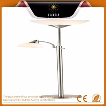2013 Luxury Hotel Table Lamp Marble Desk Lamp Home goods Table lamp With Import Lampshade