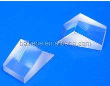 Glass optical identification penta prism
