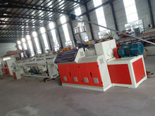 PVC pipe making machine / PVC pipe production machine