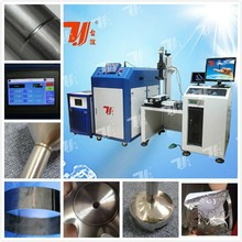 High power and speed laser solar welding machine from Taiwan Taiyi brand with ce