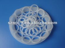 Best Quality Transparent Food grade Custom silicone rubber seal