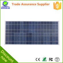 5W poly solar panel, solar module