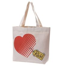 Durable heavy duty canvas tote bags